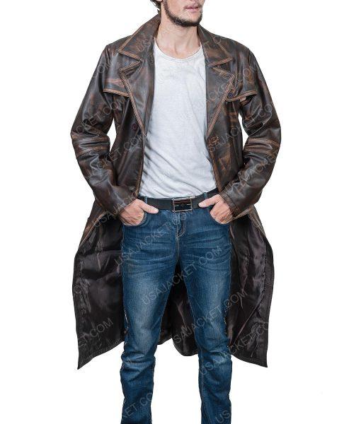 Defiance Joshua Nolan Leather Jacket