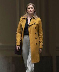 Hanna Marissa trench Coat