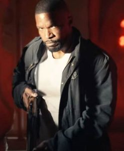 Jamie Foxx Project Power Coat