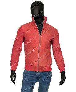 The Project Power Bomber Red Jacket