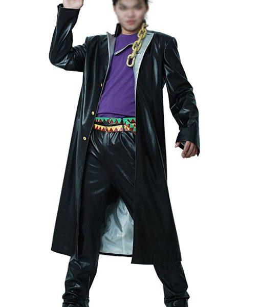 Jojo Bizarre Adventure Jotaro Kujo Coat