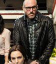 Jorge Poza Dark Desire Leonardo Leather Jacket