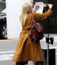 Maniac Emma Stone Cotton Coat