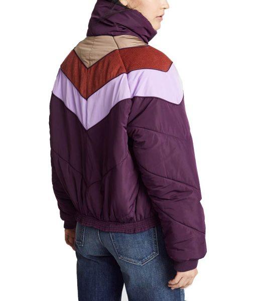 The Baby-Sitters Club Malia Baker Puffer Jacket