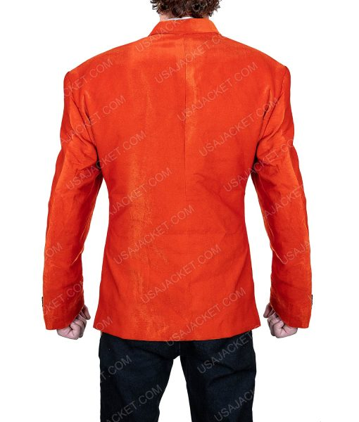 Men's Orange Tuxedo in Medium Size