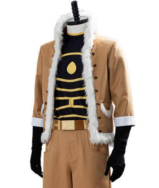 My Hero Academia Season 04 Hawks Jacket
