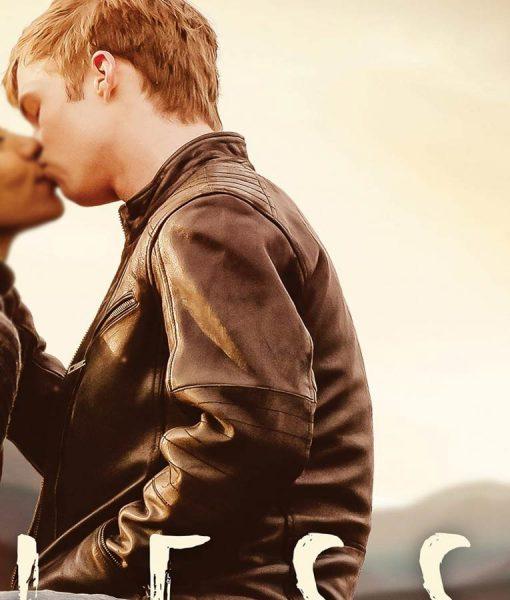 Nicholas Hamilton Endless Leather Jacket