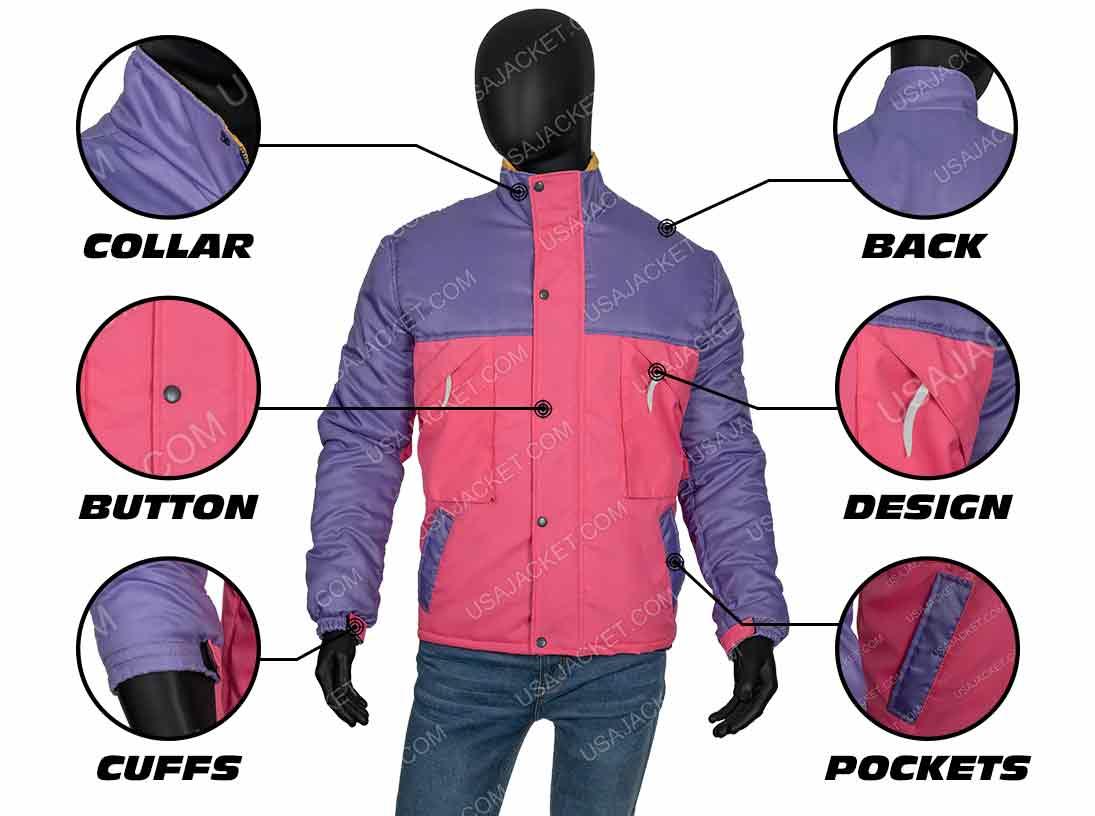 Oliver Tree Jacket Infogrphy