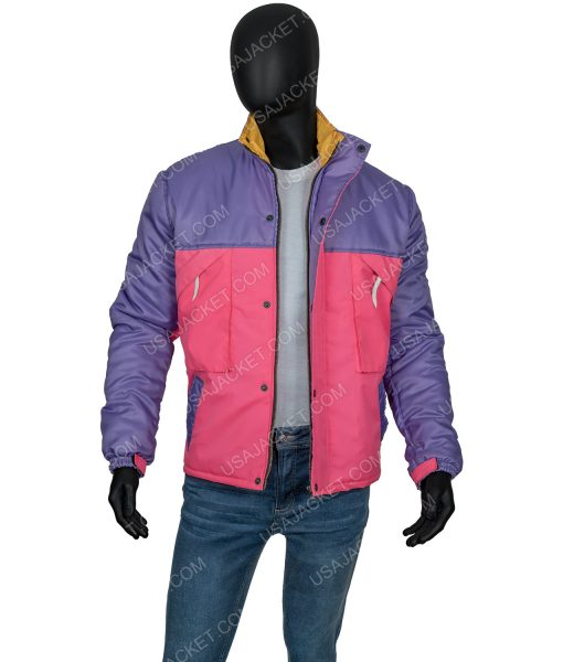 Oliver Tree Nickell Two-Tone Jacket