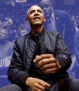President Barack Obama US 44 Bomber Jacket