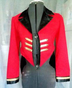 Ringmaster Tailcoat