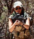 Samantha O'Hara Rogue Megan Fox Vest