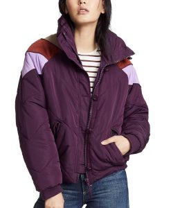 The Baby-Sitters Club Mary Anne Spier Puffer Jacket