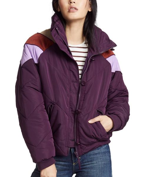 The Baby-Sitters Club Puffer Jacket