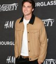 Jacob Elordi The Kissing Booth 2 Noah Flynn Cotton Beige Jacket