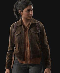 The Last Of Us Part II Brown Corduroy Jacket