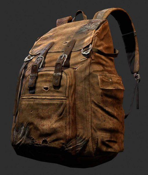 The Last Of Us Part II Joel's Brown Backpack