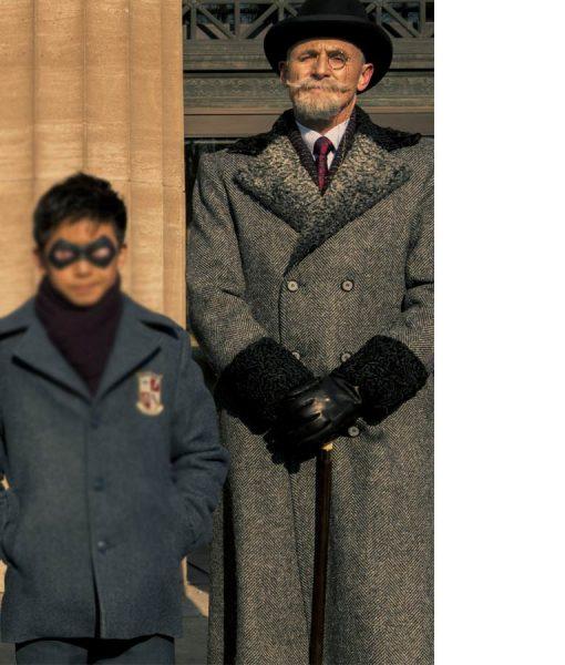 The Umbrella Academy S02 Colm Feore Coat