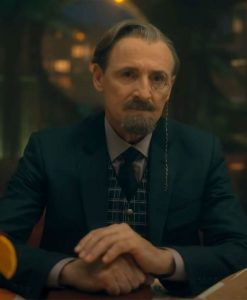 The Umbrella Academy S02 Sir Reginald Hargreeves Blazer