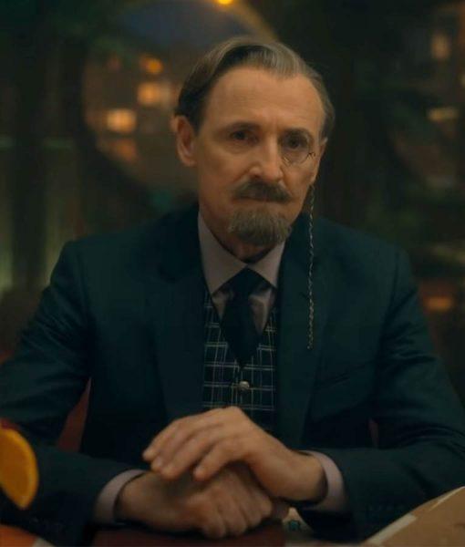 The Umbrella Academy S02 Sir Reginald Hargreeves Blazer