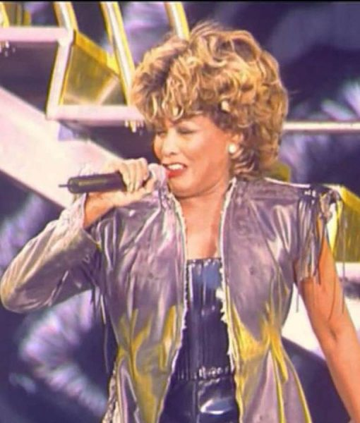 Tina Turner We Don't Need Another Hero Jacket