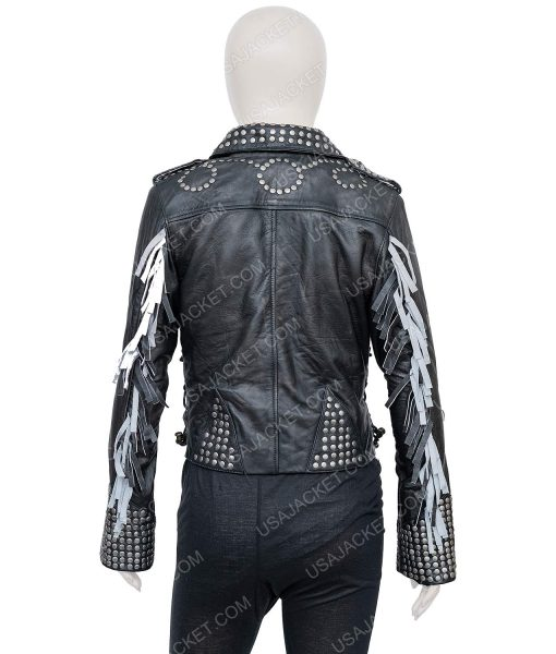 Vis a Vis El Oasis Biker Leather Jacket