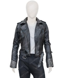 Vis a Vis El Oasis Fringe Leather Jacket