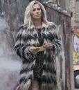 Wonder Woman 1984 Barbara Minerva Cheetah Fur Coat