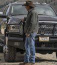 Yellowstone John Dutton Black Ranch Jacket