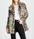 Beth Dutton Yellowstone S02 Cheetah Print Jacket