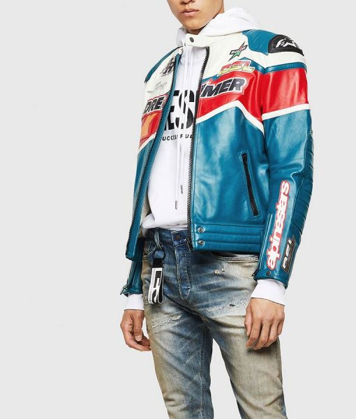 YoungBoy Never Broke Again Bandit Fit Song Motorcycle Jacket