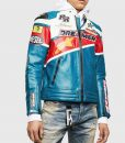 YoungBoy Never Broke Again Bandit Fit Song Motorcycle Leather Jacket