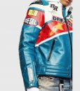 YoungBoy Never Broke Again Leather Jacket