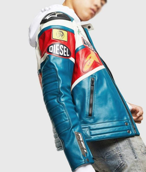 Bandit Fit YoungBoy Never Broke Again Leather Jacket