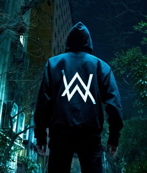 Alan Walker Hoodie Jacket