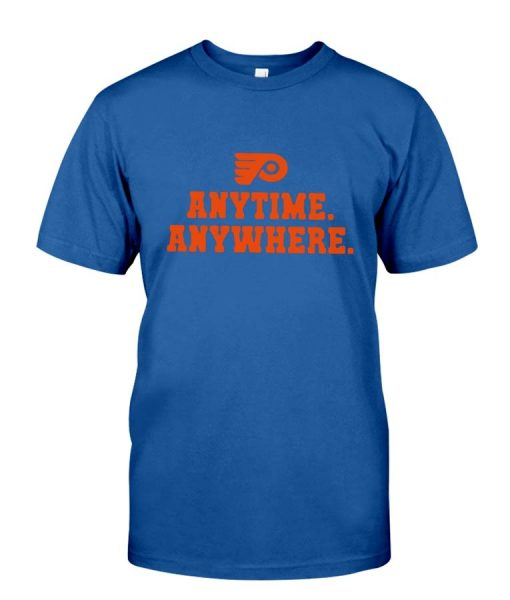 Anytime Anywhere Classic T-Shirt