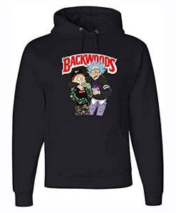 Black Backwoods Hoodie
