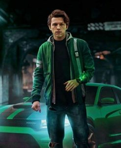 Tom Holland Ben Tennyson Jacket