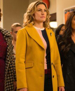 Riverdale S04 Lili Reinhart Trench Coat