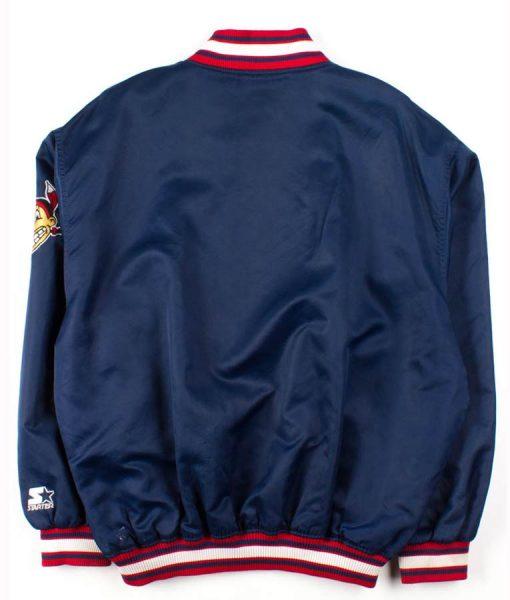 Cleveland Indians Starter Blue Jacket