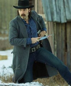 Wynonna Earp S04 Doc Holliday Coat