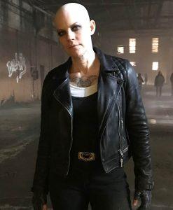 Doom Patrol S02 Hammerhead Leather Jacket