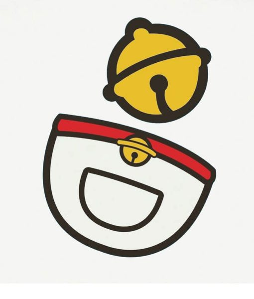 Doraemon Tops Hoodie Jacket For Girl