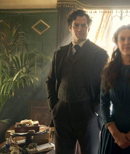 Henry Cavill Sherlock Holmes Suit
