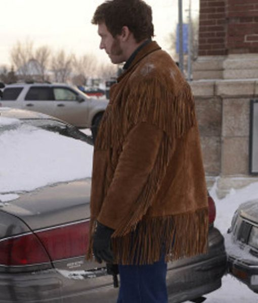 Russell Harvard Fargo Fringe Jacket