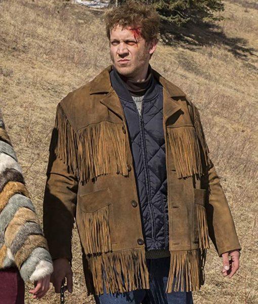 Fargo Mr. Wrench Fringe Jacket