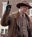 Fargo S04 Dick Trench Coat