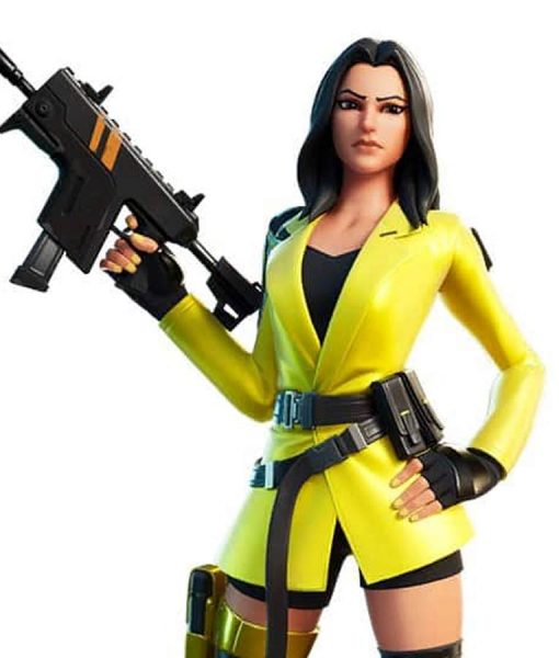 Fortnite Yellow Jacket Skin