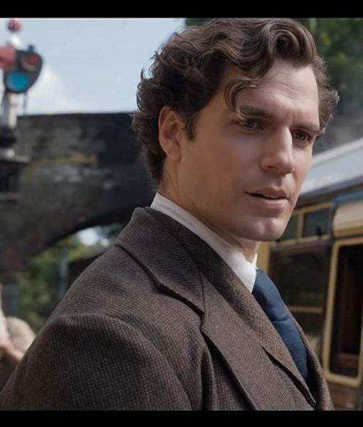 Enola Holmes Sherlock Holmes Suit