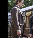 Henry Cavill Enola Holmes Suit